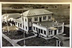 Postcard of the Addis Adeba Telegraph Station